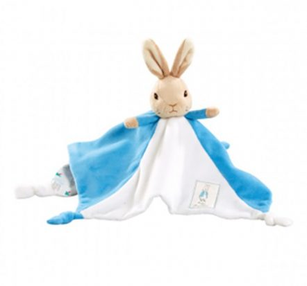 Beatrix Potter Peter Rabbit My First Comfort Blanket