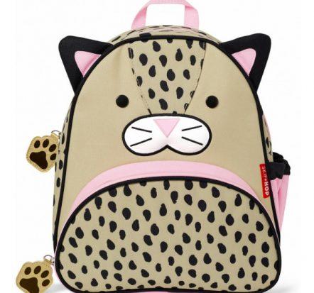 Skip Hop Zoo Leopard Backpack