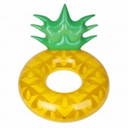 Sunnylife Large Pineapple Pool Ring