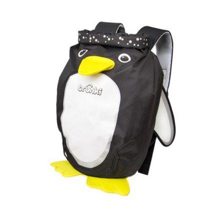 Trunki PaddlePak Backpack & Swim Bag Penguin