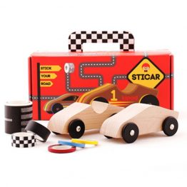Kipod Sticar Wooden Craft Kit