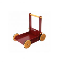 Moover Classic Red Baby Walker