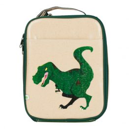 Apple & Mint Dinosaur Lunch Bag