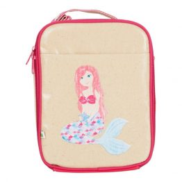 Apple & Mint Mermaid Lunch Bag
