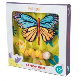 Le Toy Van Petilou Caterpillar to Butterfly