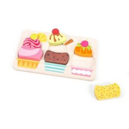 Le Toy Van Petilou Cherry Sundae Puzzle