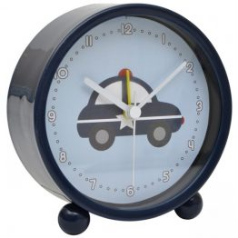 Bobble Art Cars Alarm Clock