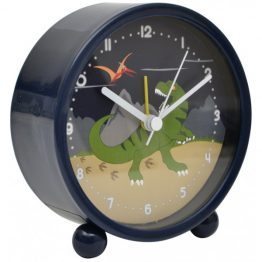 Bobble Art Dinosaurs Alarm Clock