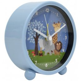 Bobble Art Safari Alarm Clock