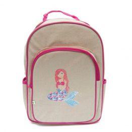 Apple & Mint Mermaid Big Kid Backpack
