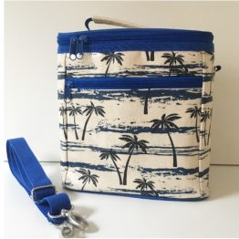 Apple & Mint Palm Tree Cooler Bag