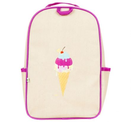 Apple & Mint Ice Cream Little Kid Backpack