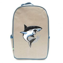 Apple & Mint Shark Little Kid Backpack