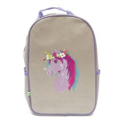 Apple & Mint Unicorn Little Kid Backpack