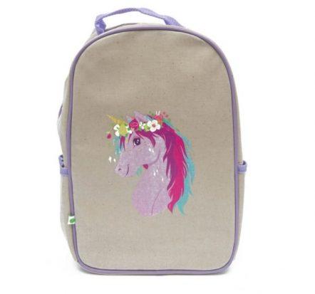 Apple & Mint Unicorn Little Kid Backpack