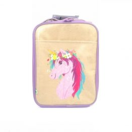 Apple & Mint Unicorn Lunch Bag