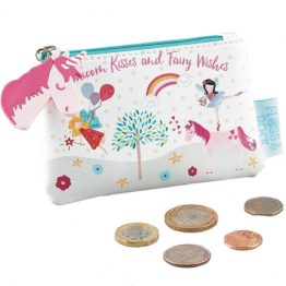 Floss & Rock Fairy Unicorn Coin Purse