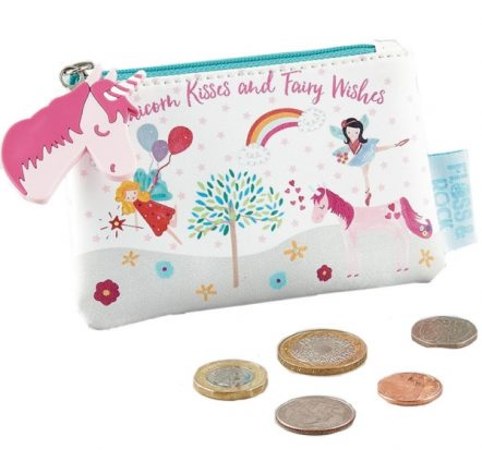 Floss & Rock Fairy Unicorn Coin Purse