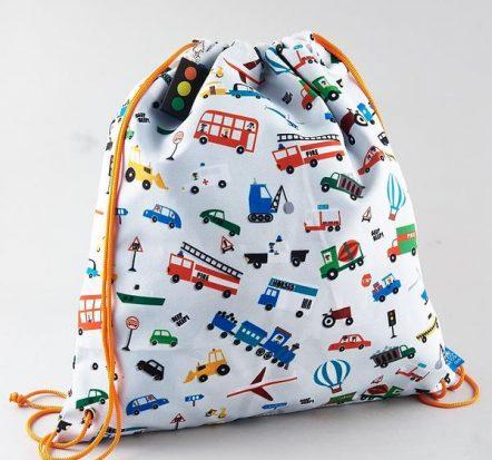 Floss & Rock Transport Drawstring Kit Bag