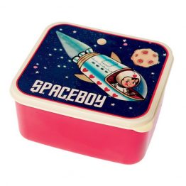Rex London Lunch Box Spaceboy
