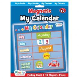 Fiesta Crafts Magnetic My Calendar