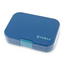 Bento Yumbox Original Leakproof Lunch Box Empire Blue
