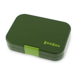 Bento Yumbox Panino Leakproof Lunch Box Brooklyn Green