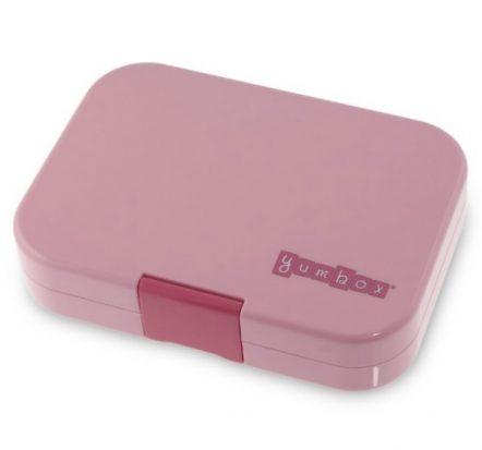 Bento Yumbox Panino Leakproof Lunch Box Gramercy Pink