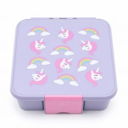 The Little Lunch Box Co Bento Five Unicorn