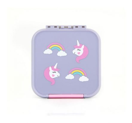 The Little Lunch Box Co Bento Two Unicorn
