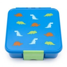 The Little Lunch Box Co Bento Three Dinosaur