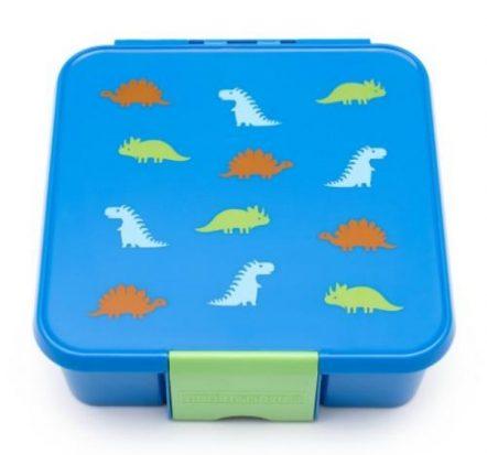 The Little Lunch Box Co Bento Three Dinosaur