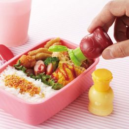 Bento Mini Mayonnaise & Sauce Bottles