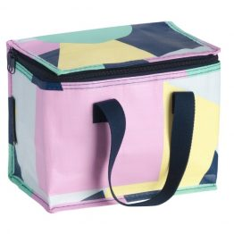 Kollab Colour Block Lunch Tote Bag