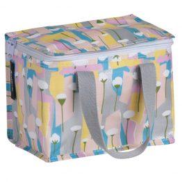 Kollab Pastel Poppies Lunch Tote Bag