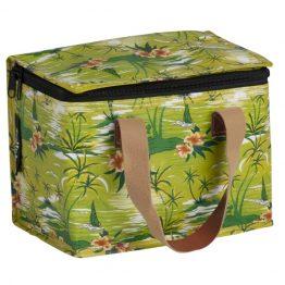 Kollab Retro Palm Lunch Tote Bag