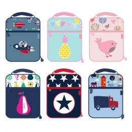 Penny Scallan Bento Box Lunch Cooler Bag