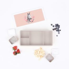 Love Mae Unicorn Lunch Box