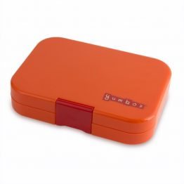 Bento Yumbox Panino Leakproof Lunch Box Mumbai Orange