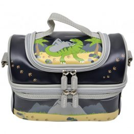 Bobble Art Dinosaur Large Lunch Box
