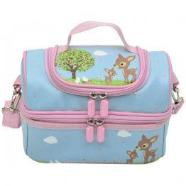 Bobble Art Woodland Large Lunch Box