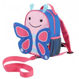 Skip Hop Mini Butterfly Backpack with Harness