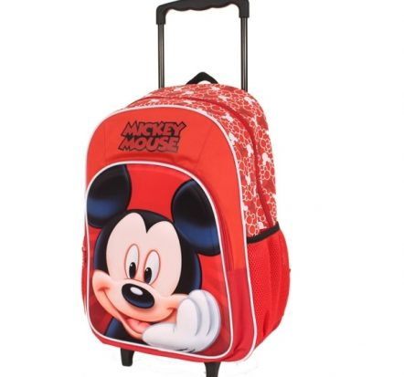 Disney Mickey Mouse Trolley Backpack Suitcase