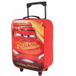Disney Cars Lightning McQueen Trolley Suitcase