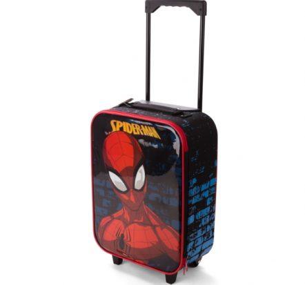 Spiderman Marvel Trolley Suitcase