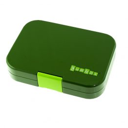 Bento Yumbox Original Leakproof Lunch Box Brooklyn Green