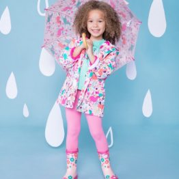 Girls Raincoats