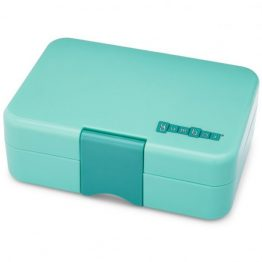 Bento Yumbox Mini Snack Box Surf Green