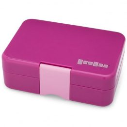 Bento Yumbox Mini Snack Box Malibu Purple