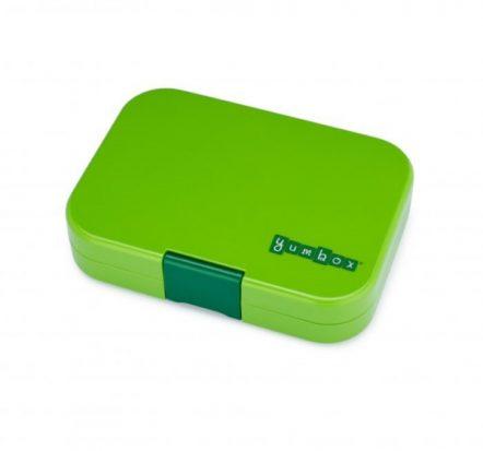 Bento Yumbox Original Leakproof Lunch Box Avocado Green